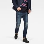 G-Star RAW® 5620 G-Star Elwood 3D Slim Jeans Dark blue