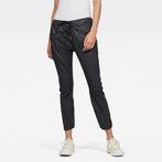 G-Star RAW® Arc 3D Slim Sport Low Boyfriend Jeans Black model front