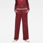 G-Star RAW® Lucay Wide Track Pant Red model front