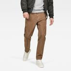G-Star RAW® Bronson Straight Tapered Chino Beige model front