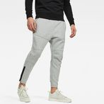 G-Star RAW® 5621 Sweatpants Grey model front