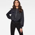 G-Star RAW® Core Zip Shirt Dark blue
