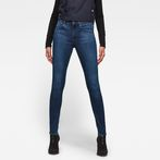 G-Star RAW® 3301 High  Waist Skinny Jeans Medium blue