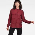 G-Star RAW® Crusader Shirt Red