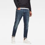 G-Star RAW® D-Staq 3D Slim Jeans Dark blue
