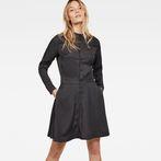 G-Star RAW® Core Flare Dress Black