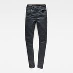 G-Star RAW® G-Star Shape High Waist Super Skinny Jeans Black