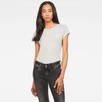 G-Star RAW® Eyben Slim T-Shirt Grey model front