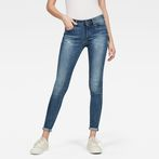 G-Star RAW® G-Star Shape High Waist Super Skinny Jeans