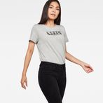 G-Star RAW® Graphic 76 T-Shirt Grey model front