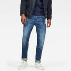 G-Star RAW® 3301 Straight Tapered Jeans Dark blue
