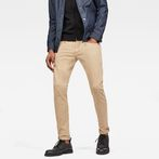 G-Star RAW® D-Staq 5-Pocket Skinny Colored Jeans Brown