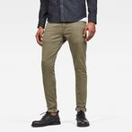 G-Star RAW® D-Staq 5-Pocket Skinny Colored Jeans Green
