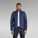 G-Star RAW® Lightweight Quilted Jacket Dark blue