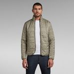 G-Star RAW® Lightweight Quilted Jacket Green
