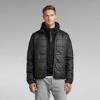 G-Star RAW® Lightweight Quilted Jacket Black