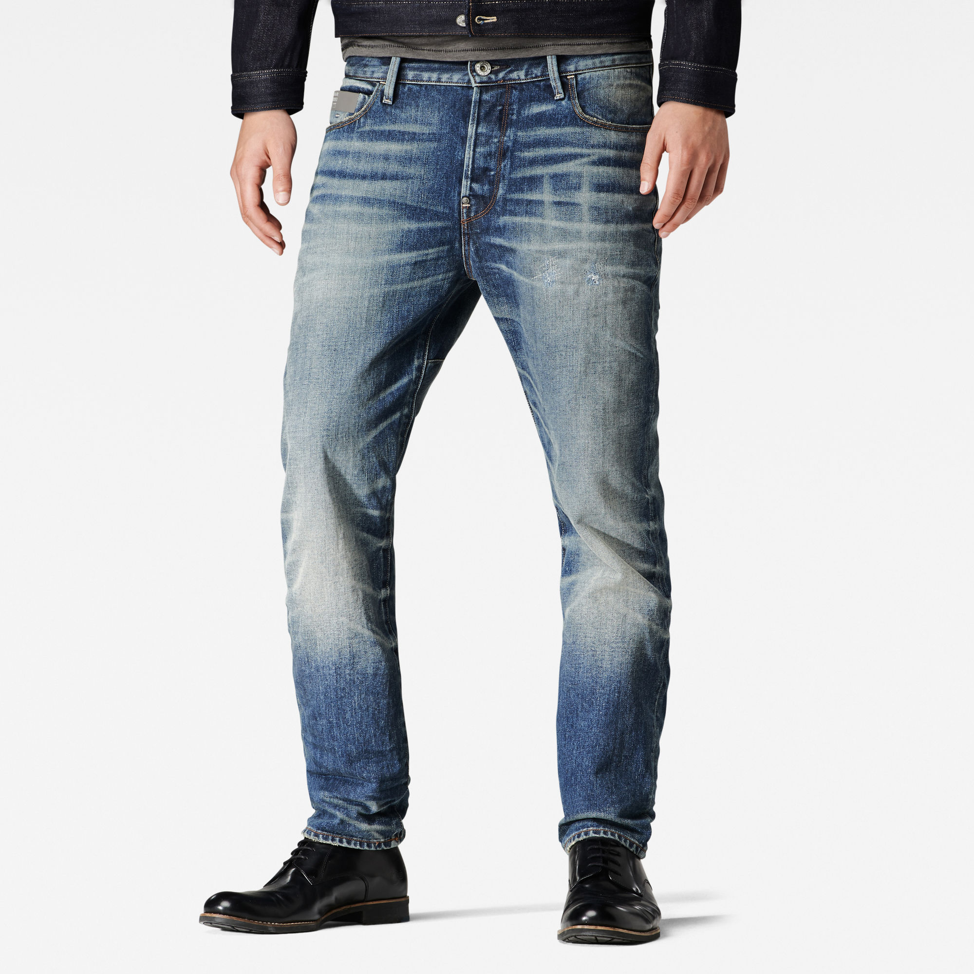 Blades Tapered Jeans