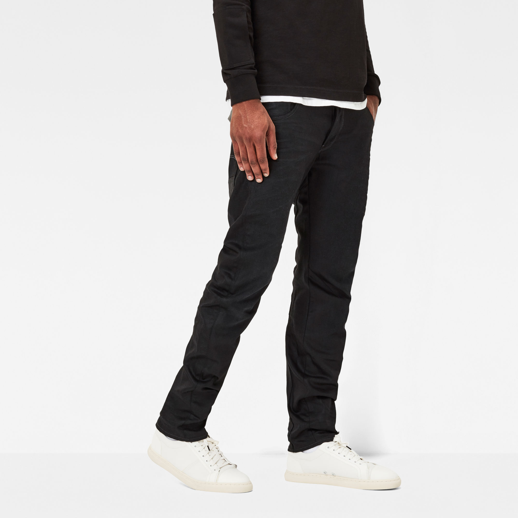 Image of Arc Zip 3D Slim Jeans