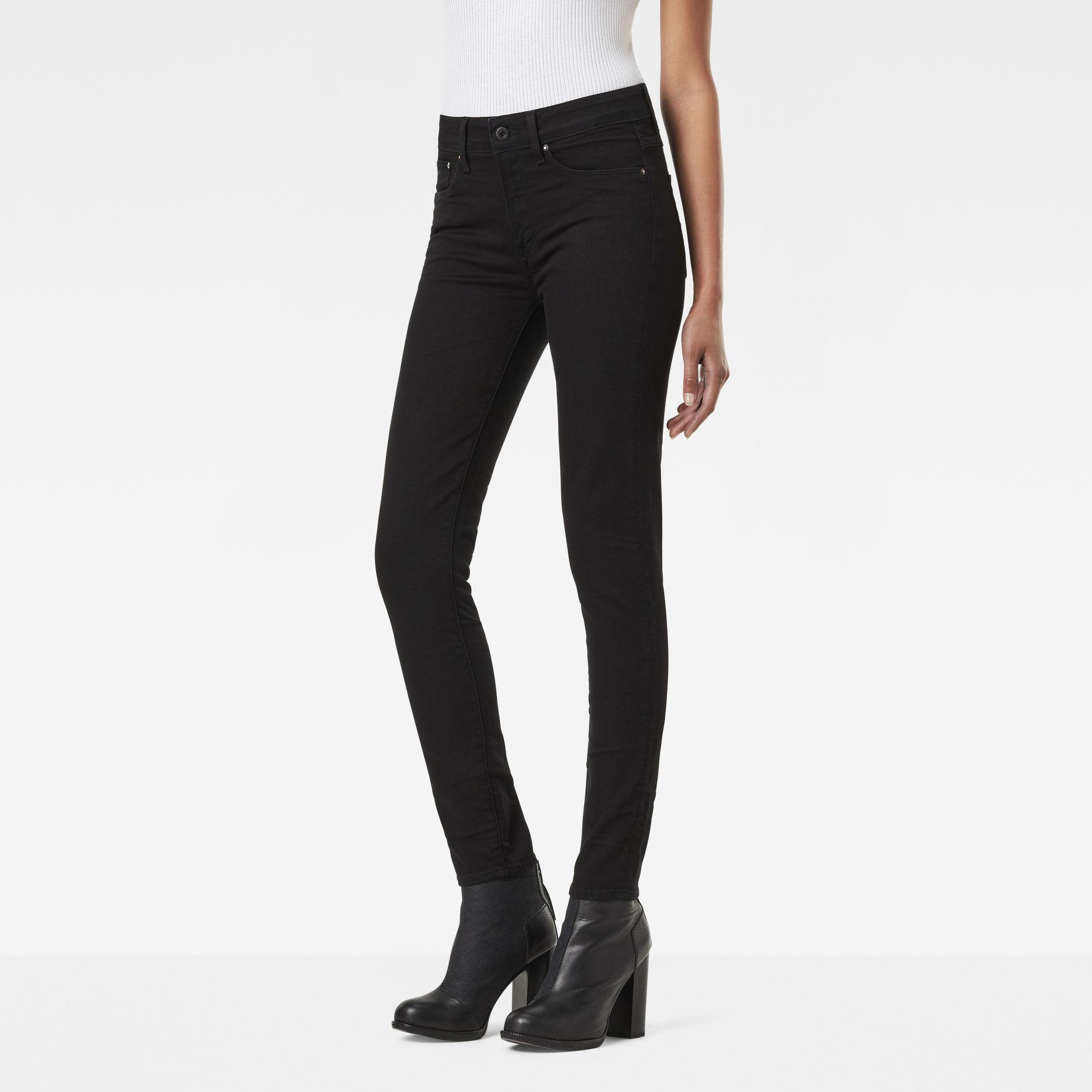 3301 Ultra High Super Skinny Jeans Dark Denim maat 23-30 van G-Star RAW snel en voordelig in huis? Hier lukt het direct