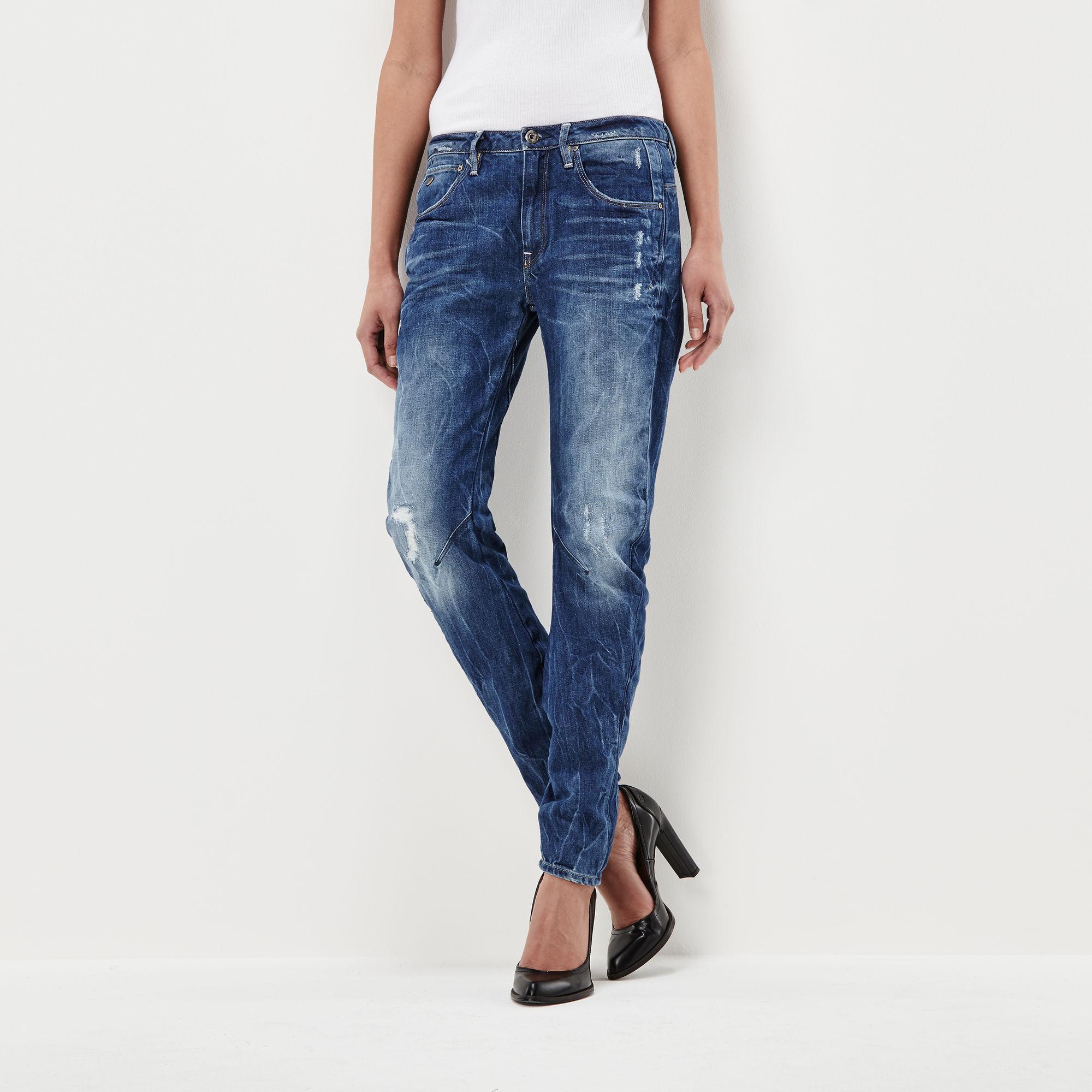 Image of G Star Raw Arc 3D Low Waist Boyfriend Jeans