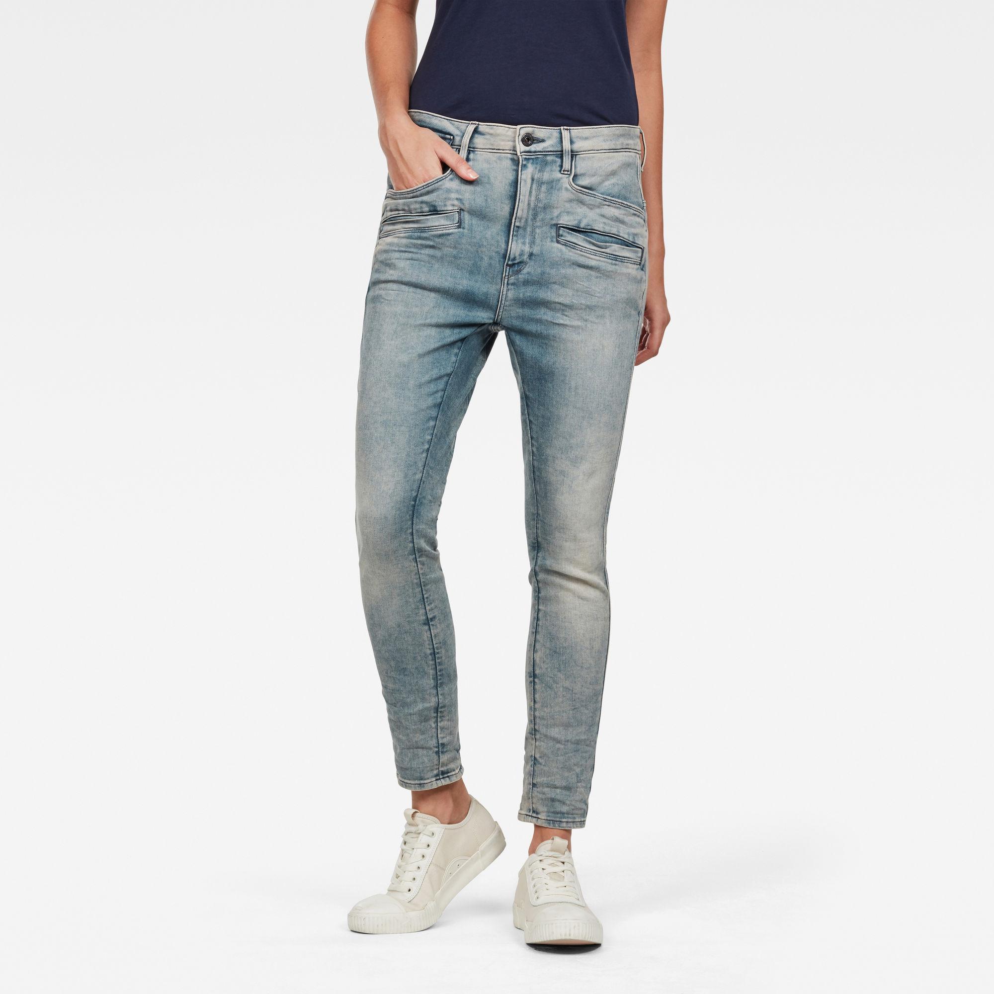 Image of G Star Raw Dadin 3D Low Boyfriend Jeans