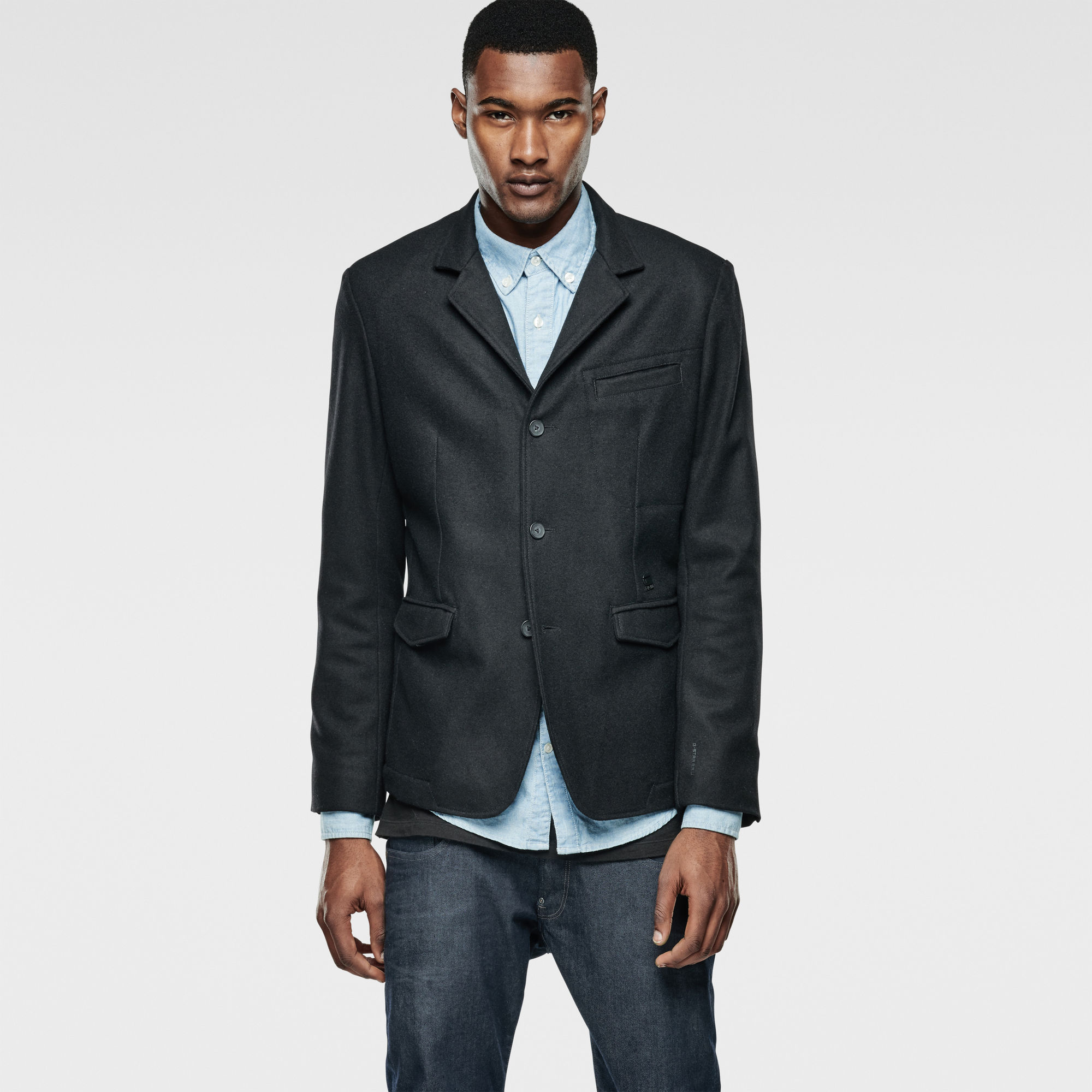 Image of G Star Raw Admiral Blazer