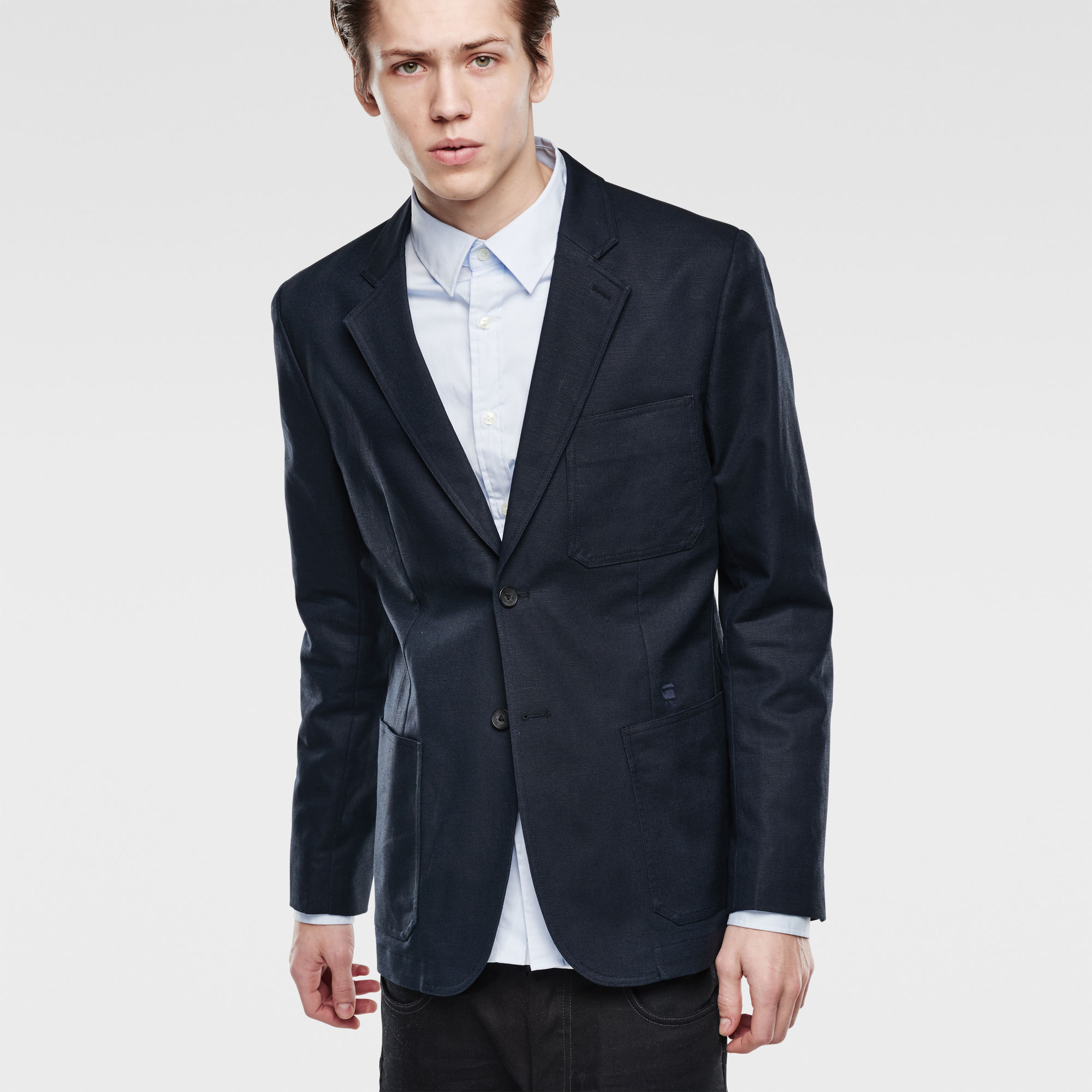 Image of G Star Raw Omega Linen Blazer
