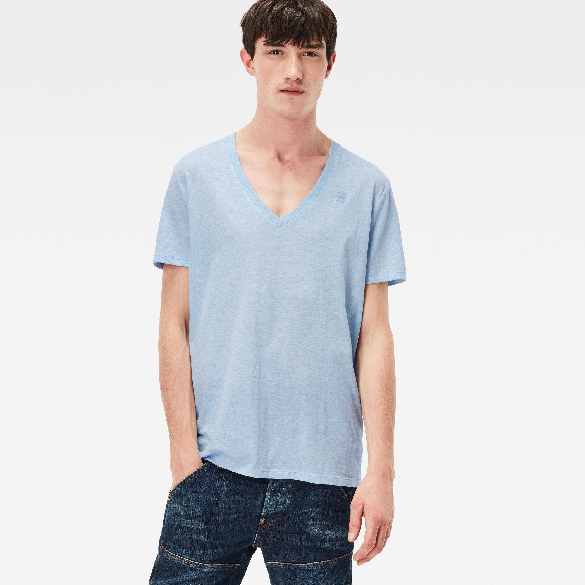 Base Heather V-Neck T-Shirt 2-Pack