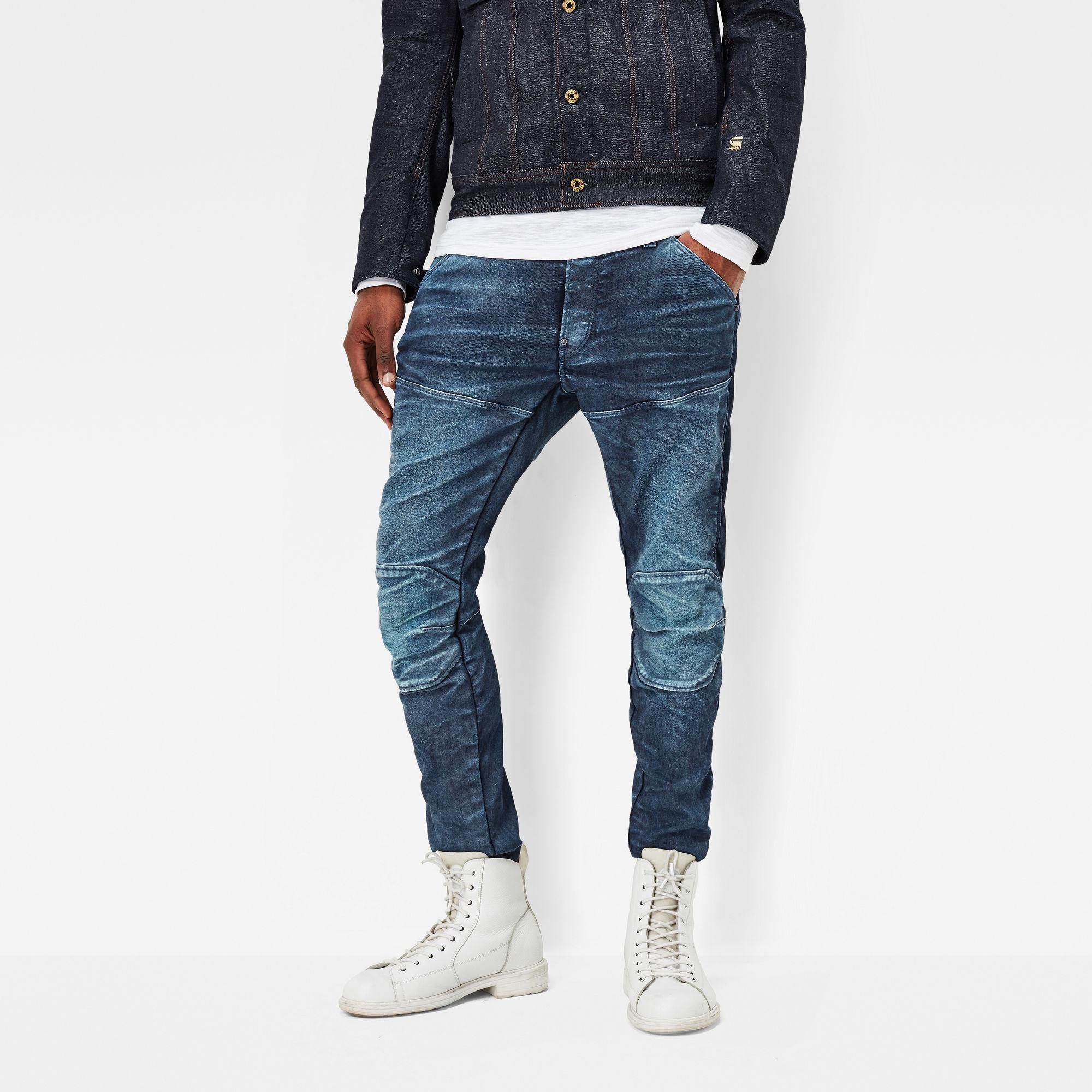 5620 3D Slim Color Jeans