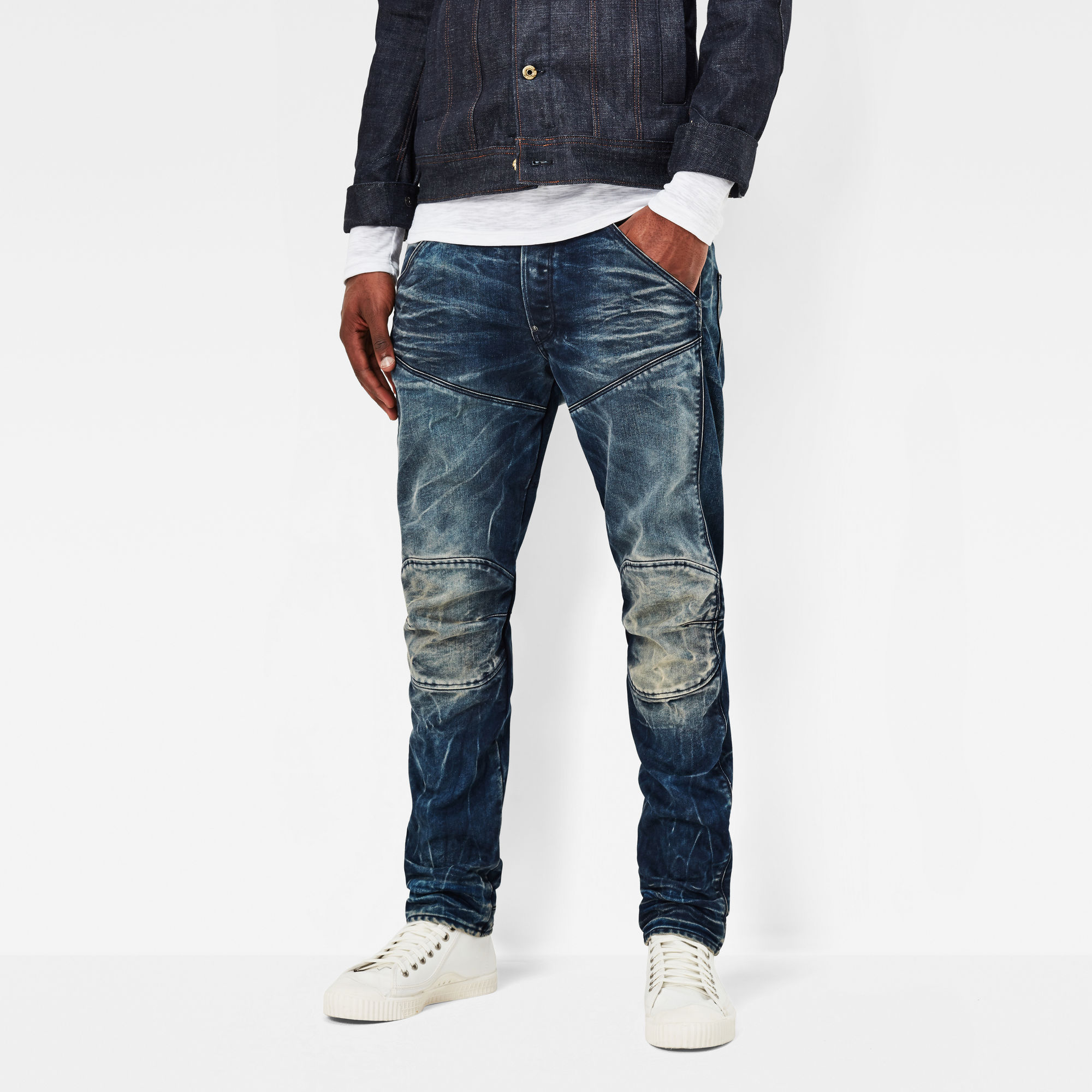 5620 3D Tapered Jeans