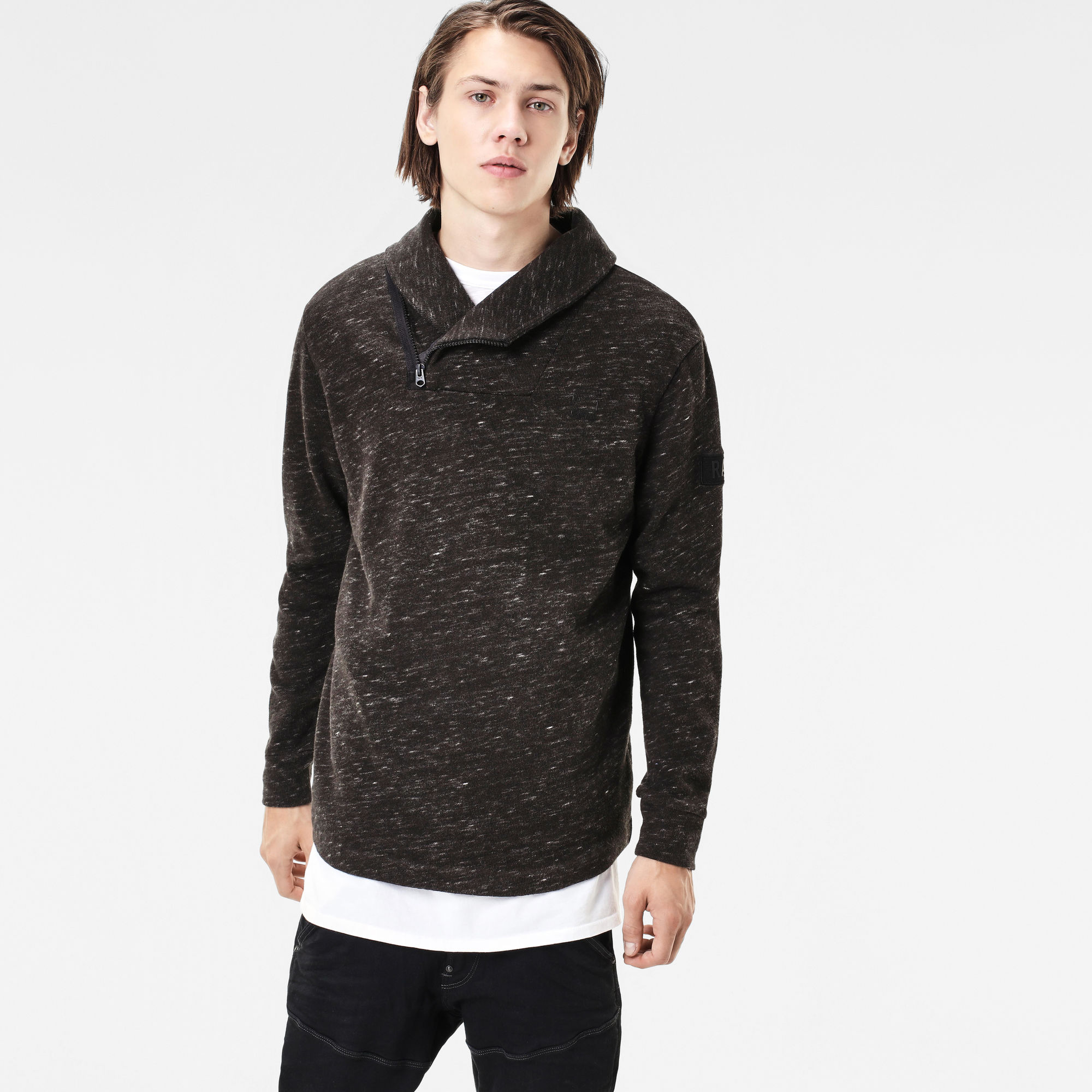 Dawch Collar Sweater