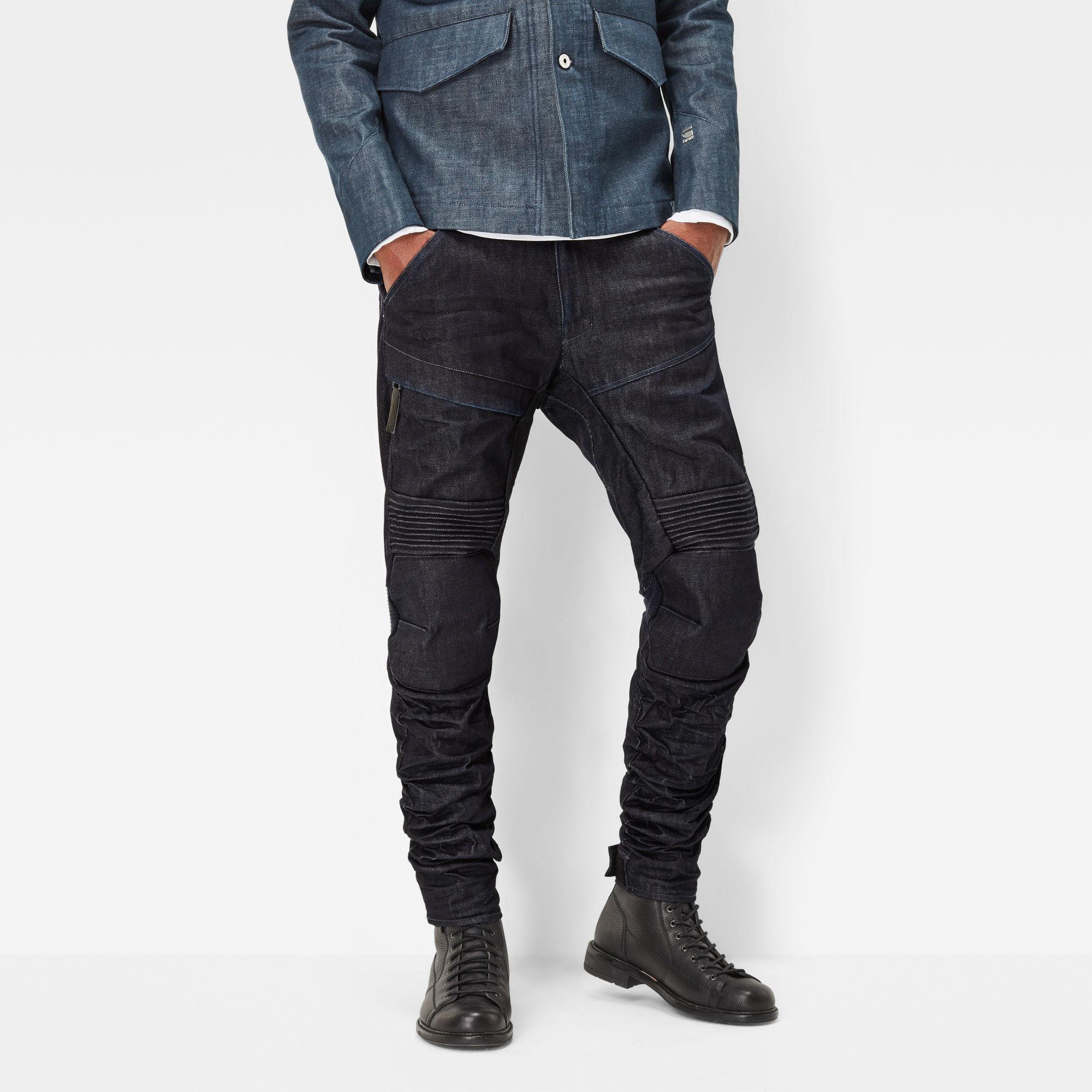 5620 g star elwood 3d tapered trainer jeans joggjeans. Black Bedroom Furniture Sets. Home Design Ideas