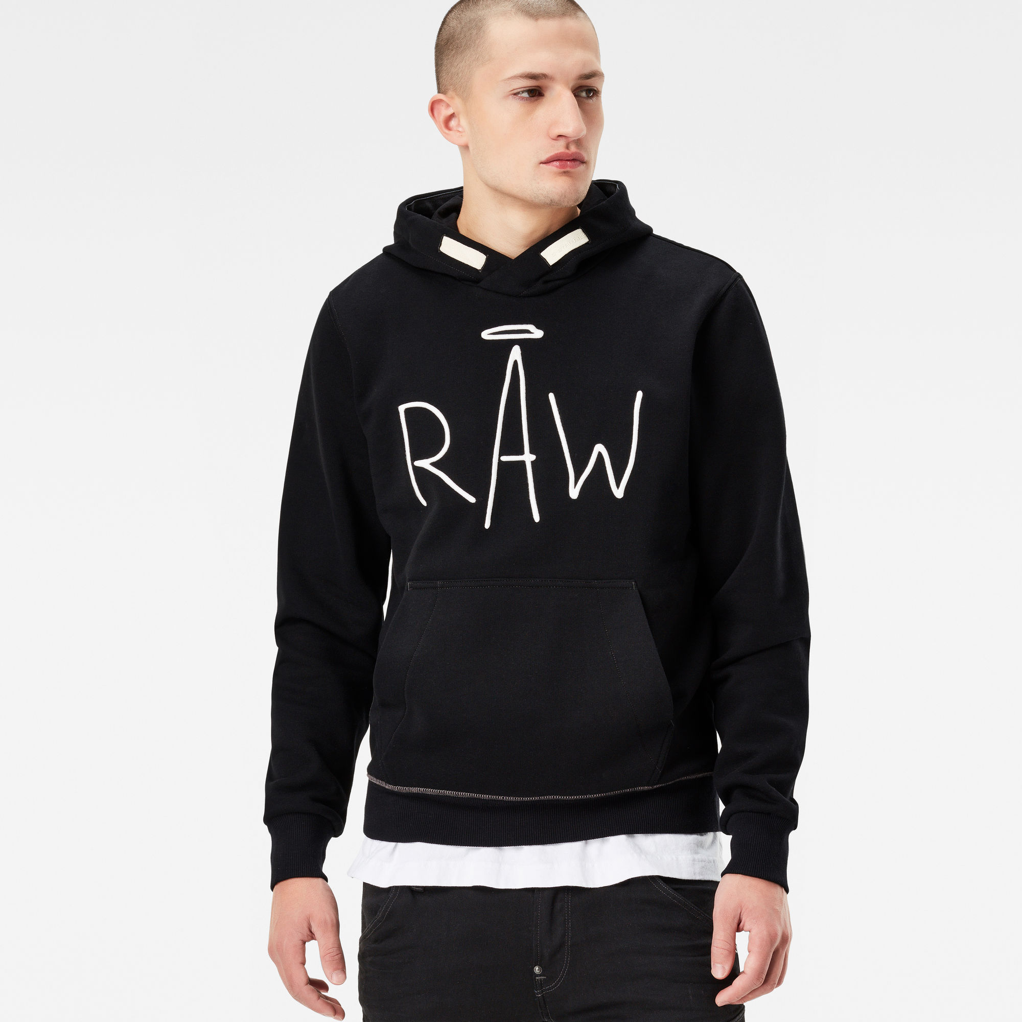 Asteron Hooded Regular Fit Sweater