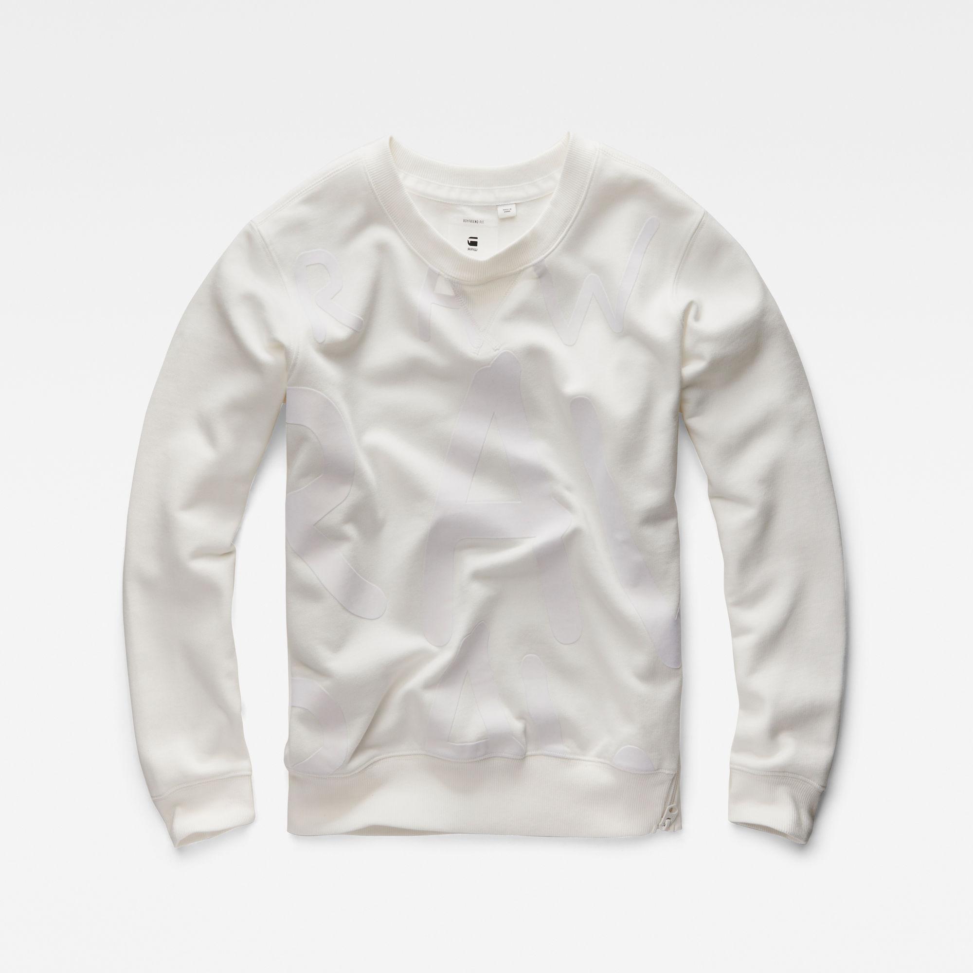 Valince Boyfriend Zip Sweater