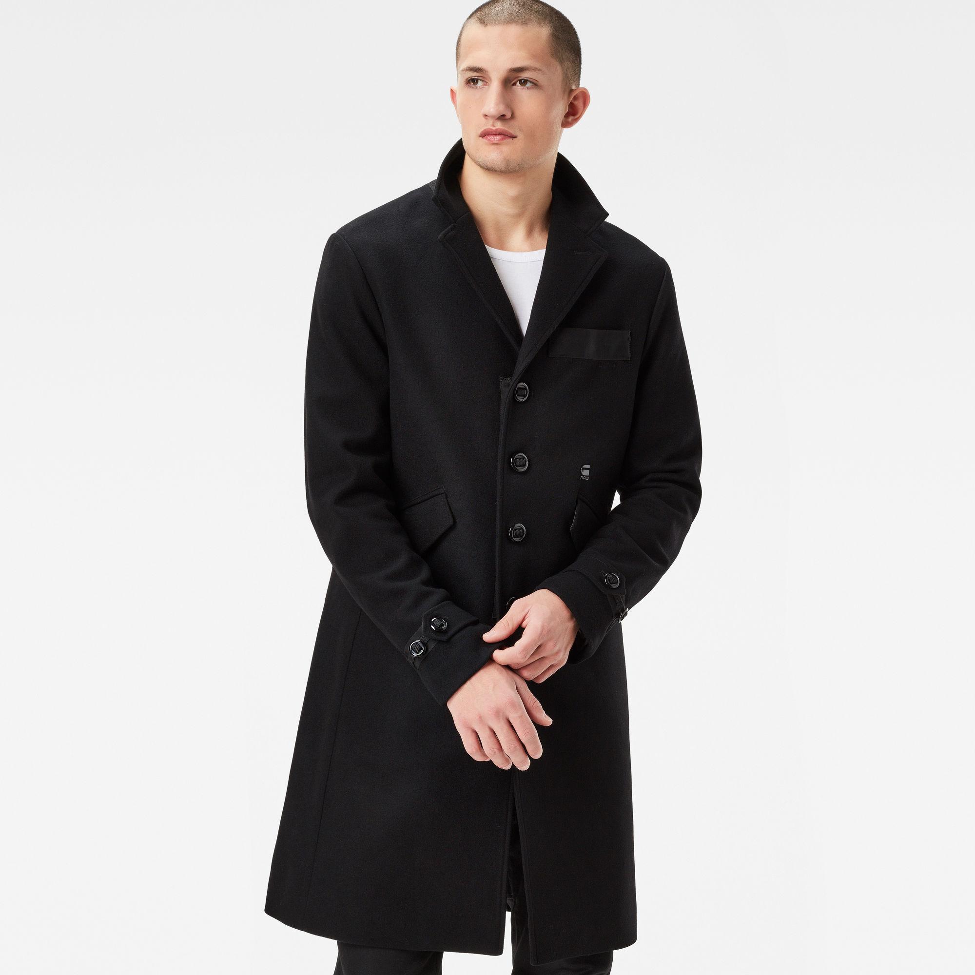 Midnight Frock Coat