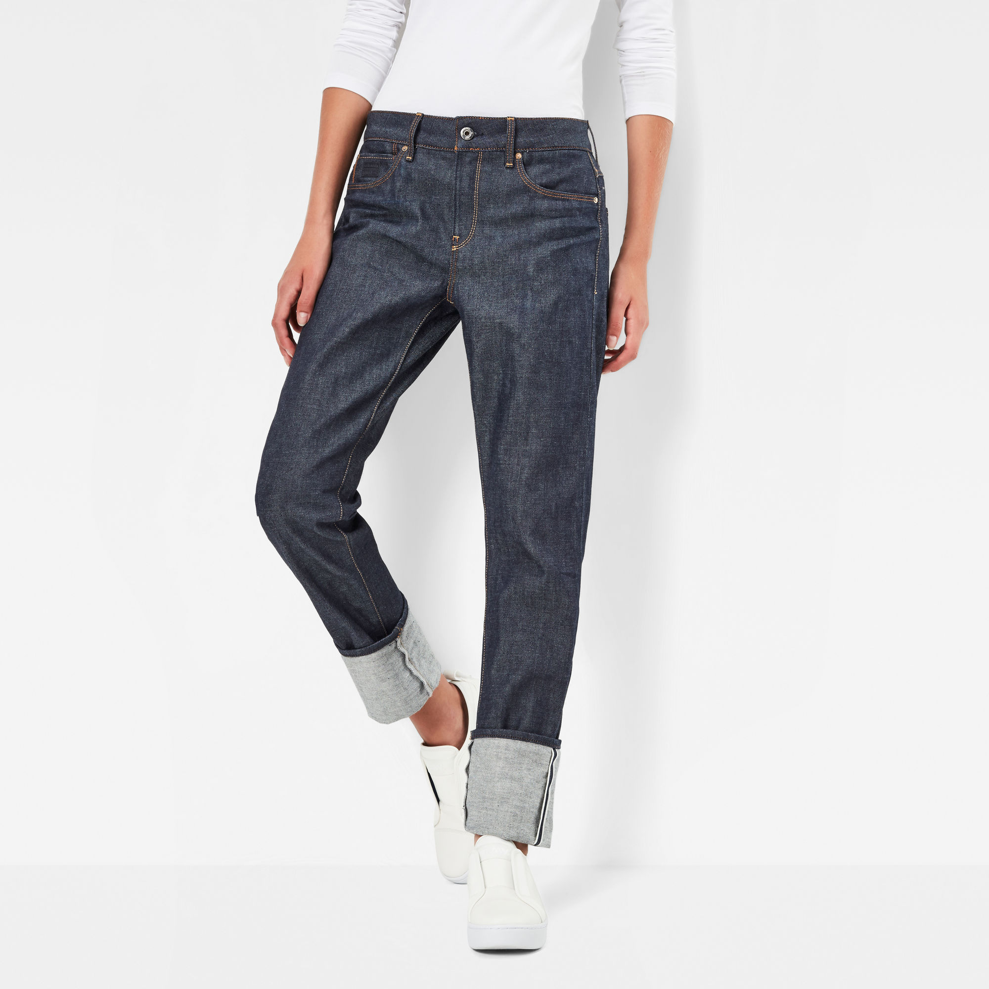 Raw Essentials US First High Waist Jeans