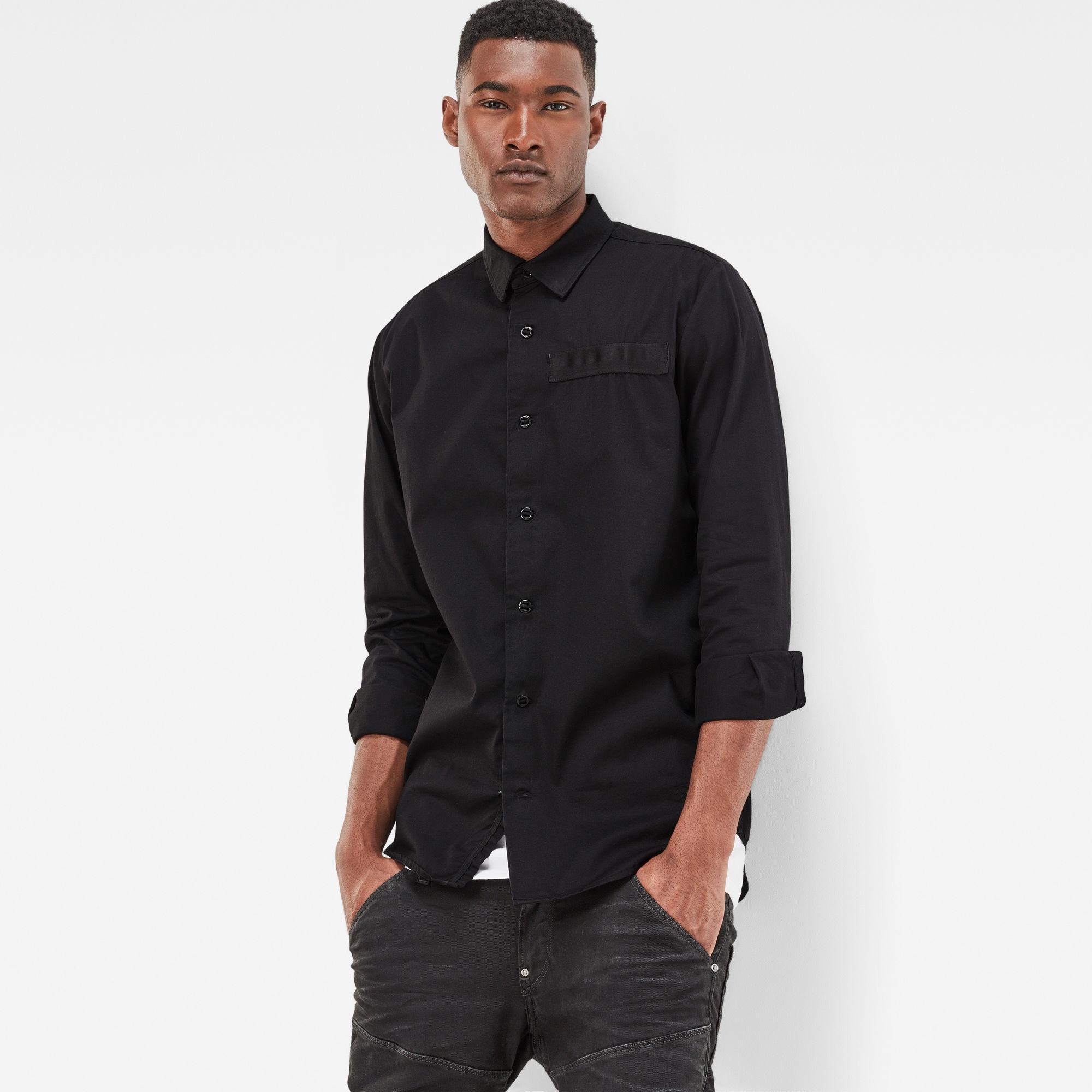 MT Dress Straight Shirt