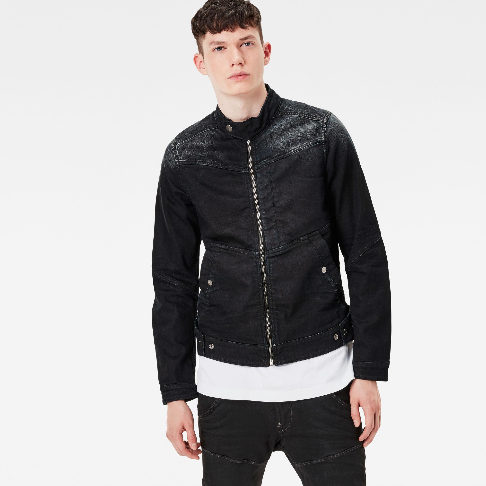 Deline 3D Slim Jacket