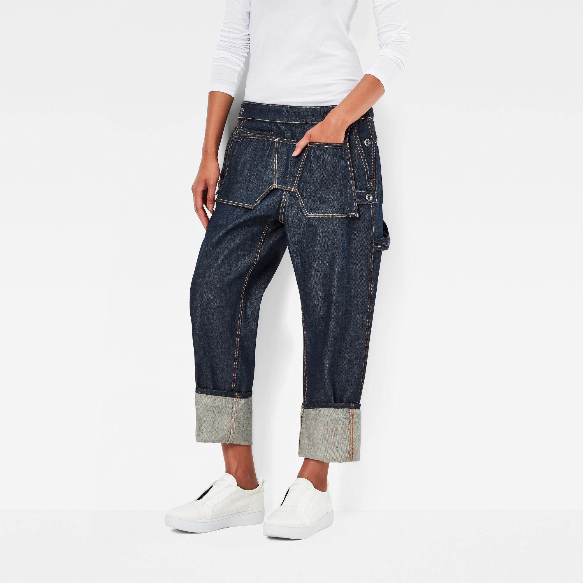 Midge MP Low Waist Boyfriend Jeans