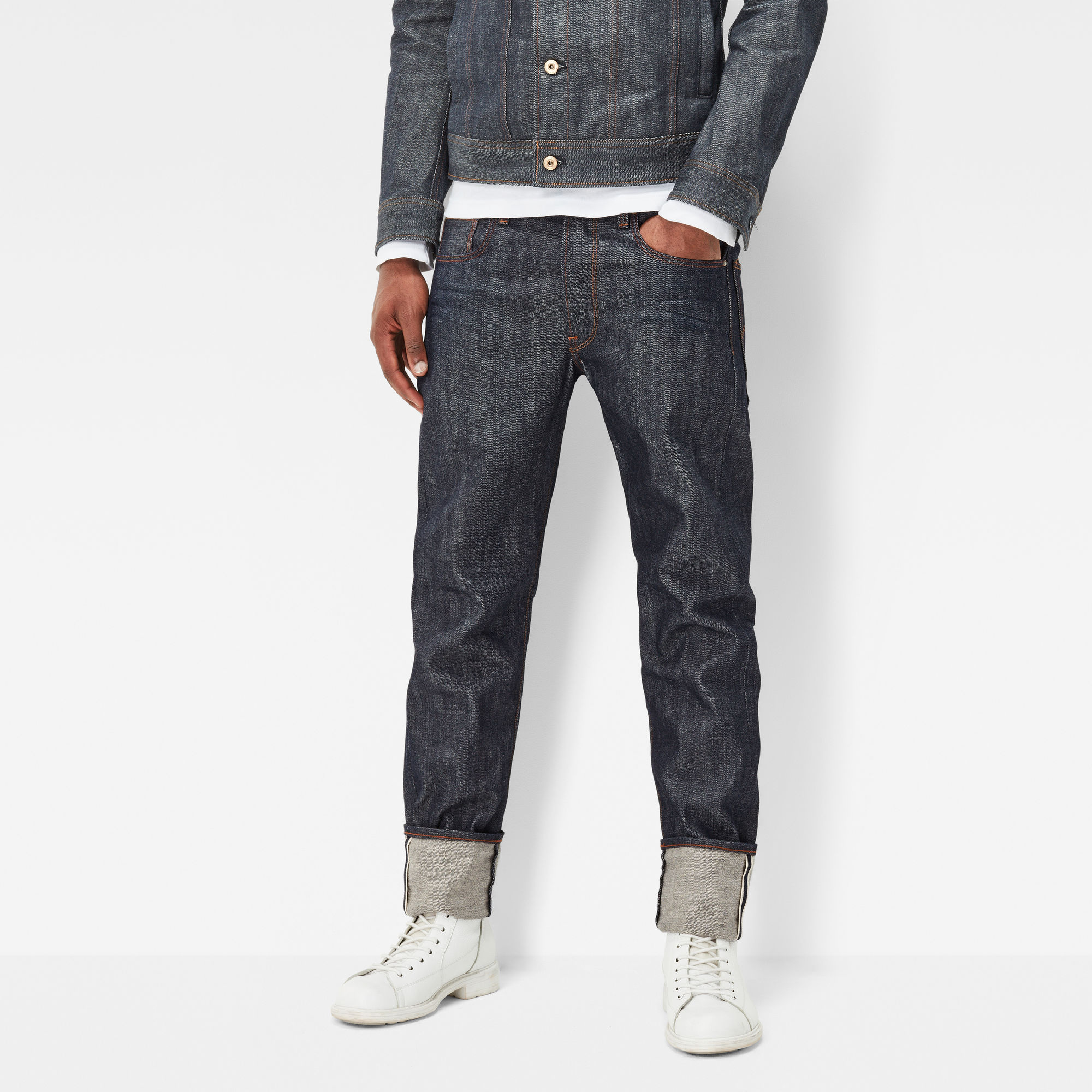 Raw Essentials US First Tapered Jeans