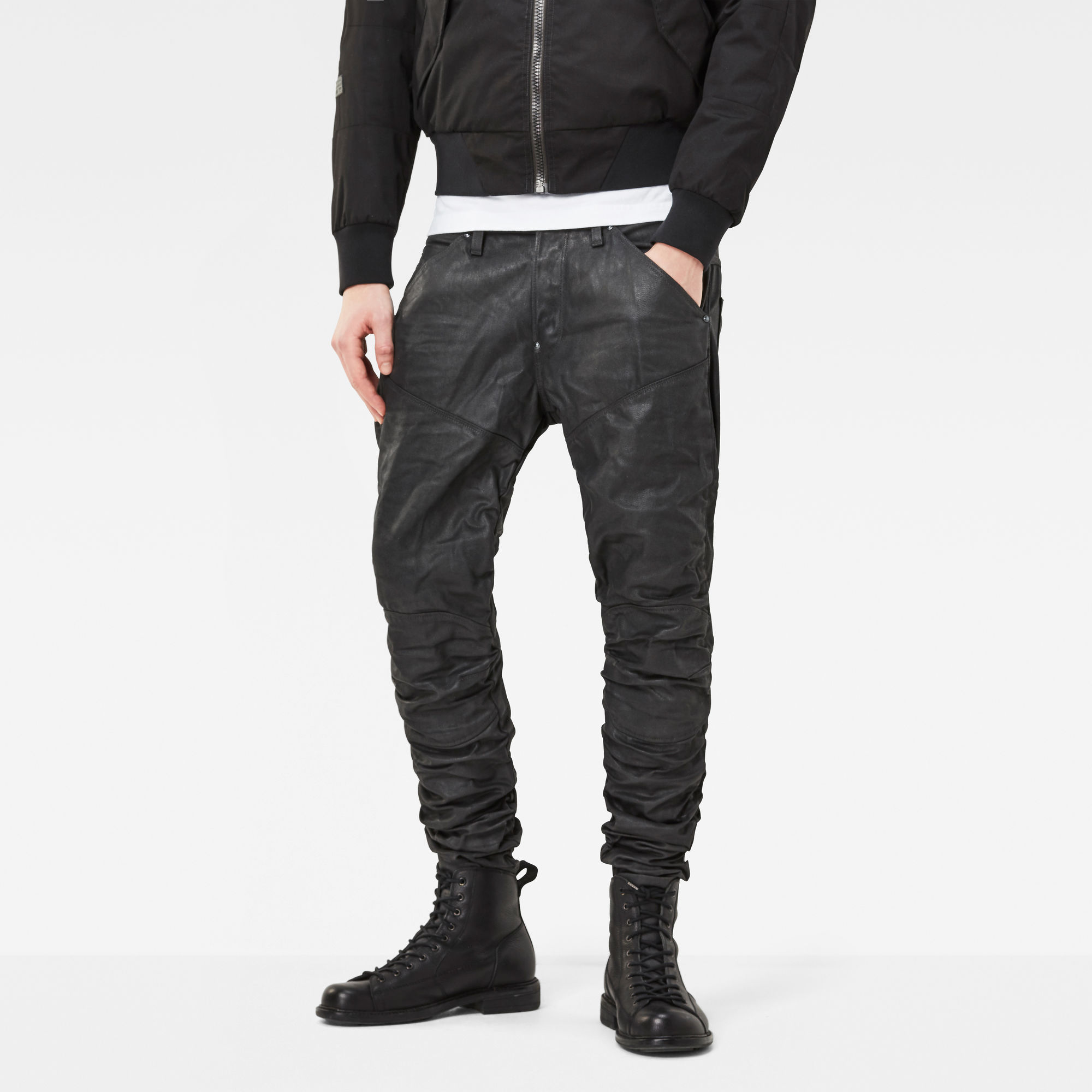 5620 G-Star Elwood Staq 3D Tapered Jeans
