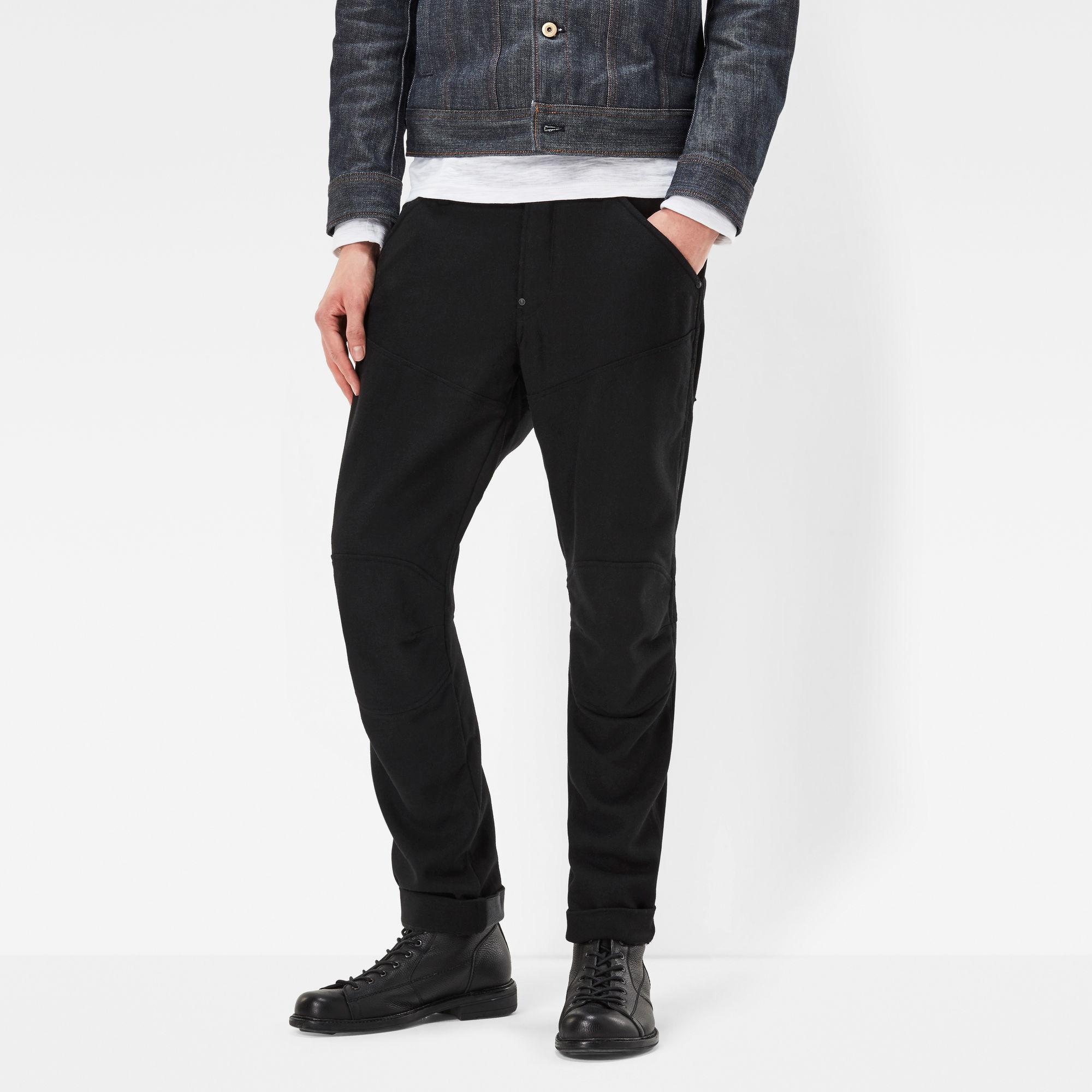 5620 G-Star Elwood Wool 3D Tapered Pants