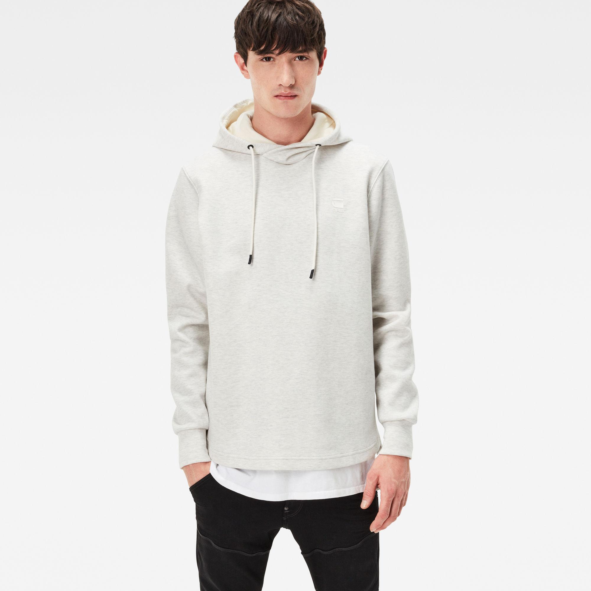 Calow Zip Hooded Sweater