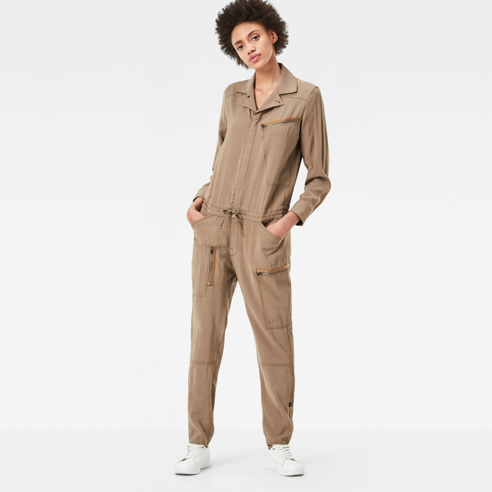 Powel Utility 3D Jumpsuit