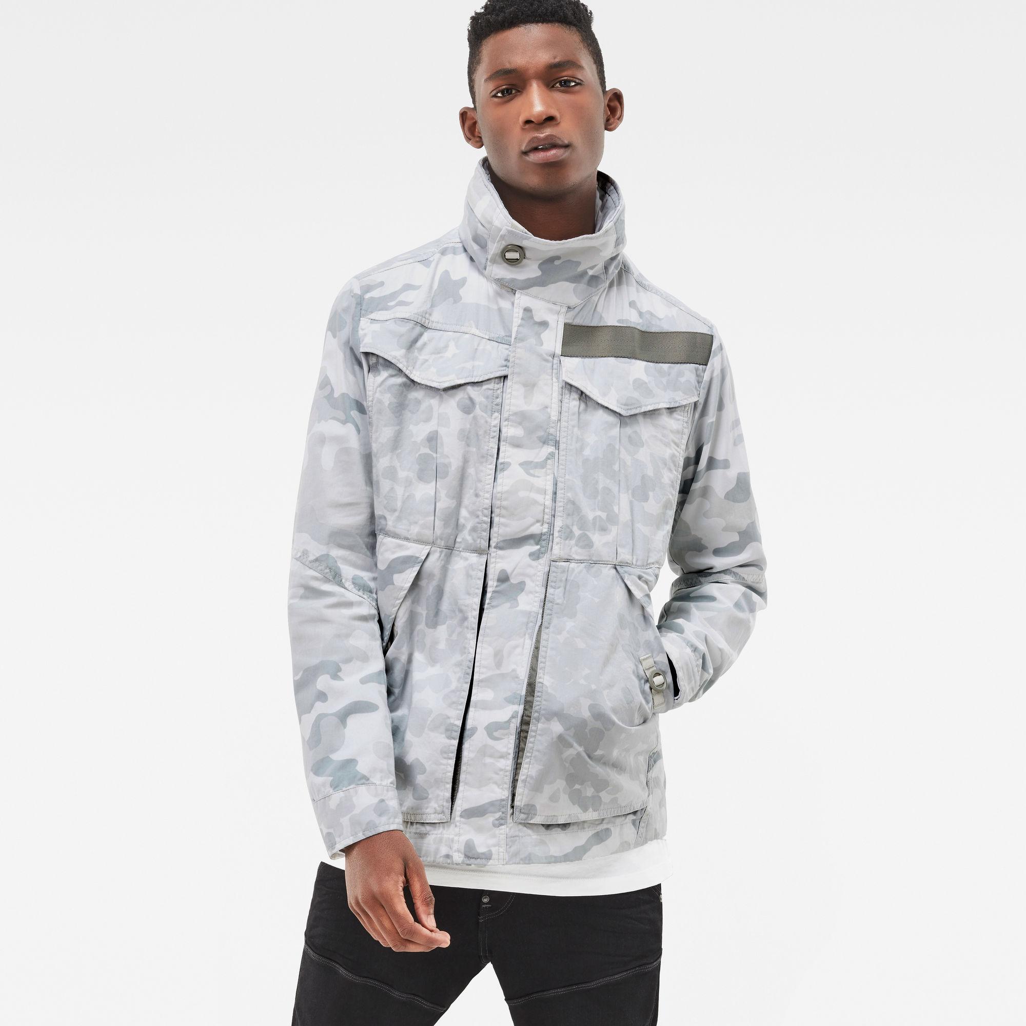 Deline PW Field Jacket