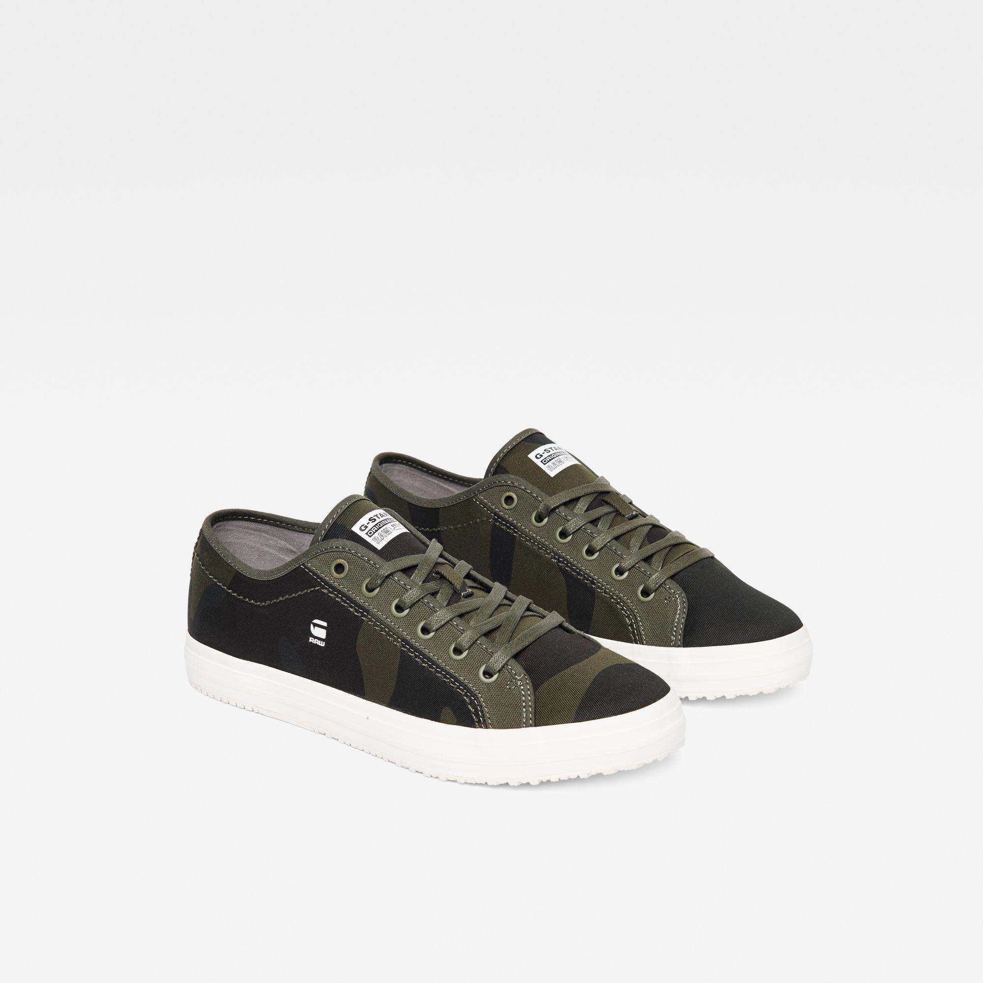 Kendo Camo Sneakers