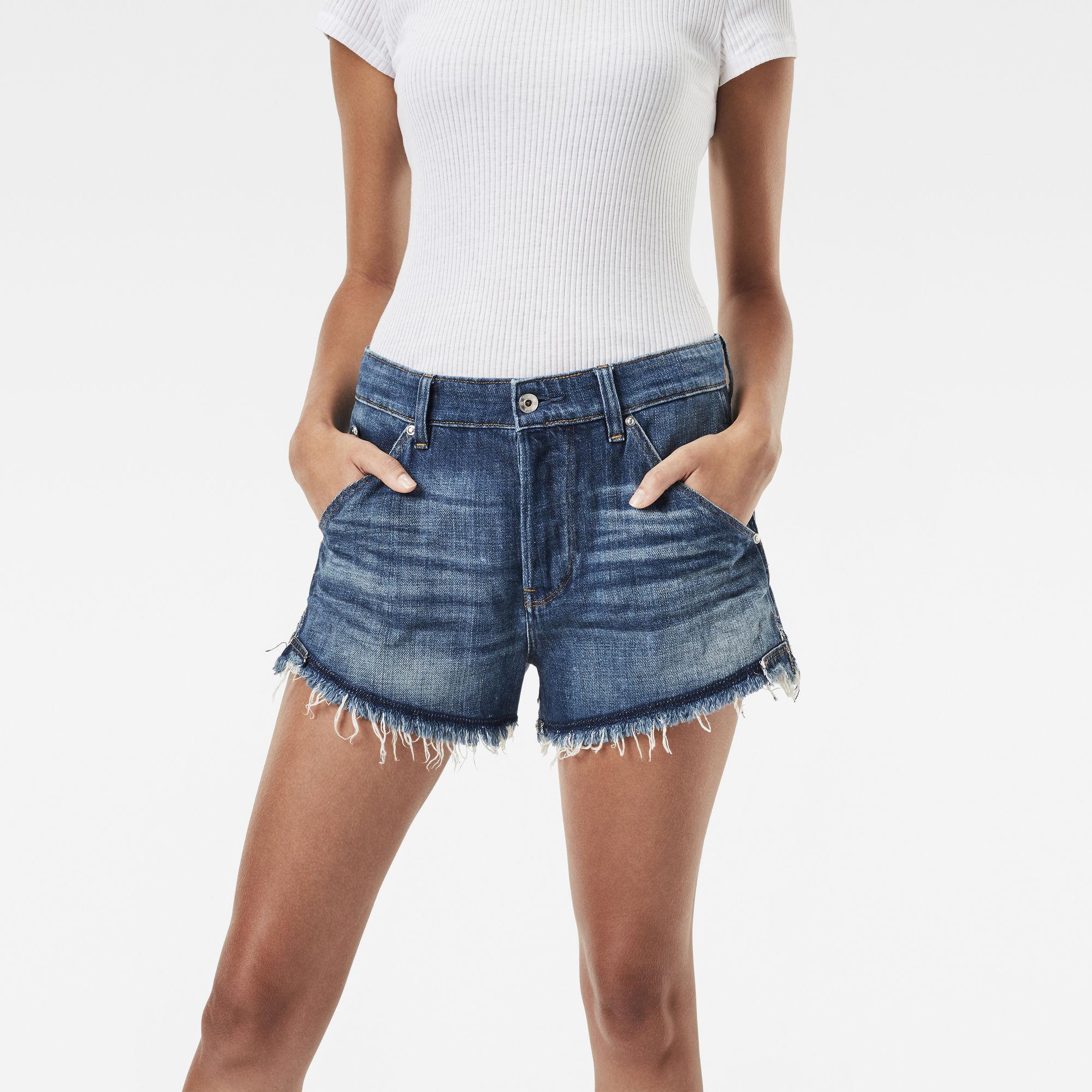 5621 Custom Boyfriend Shorts