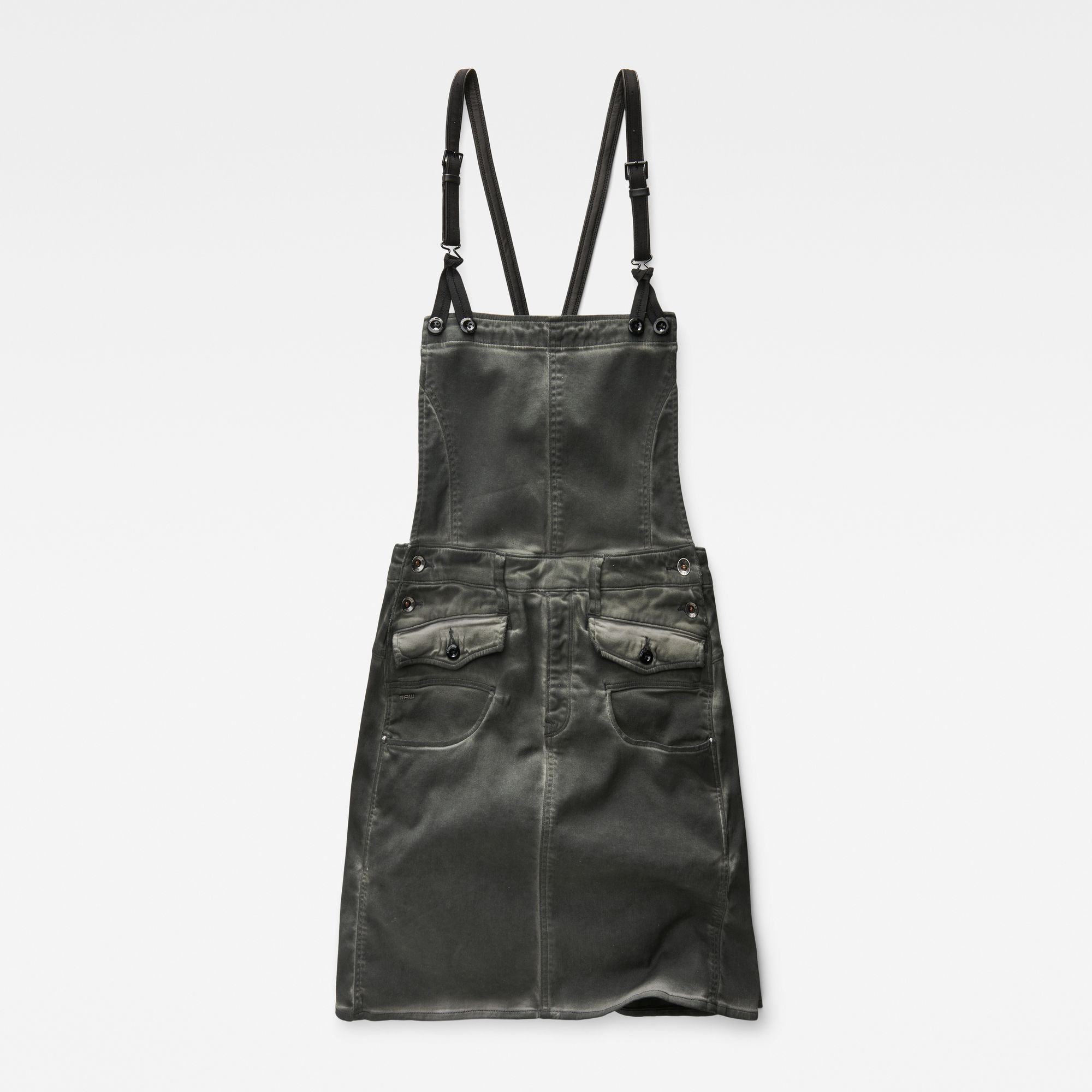 Army Radar Bib Dress