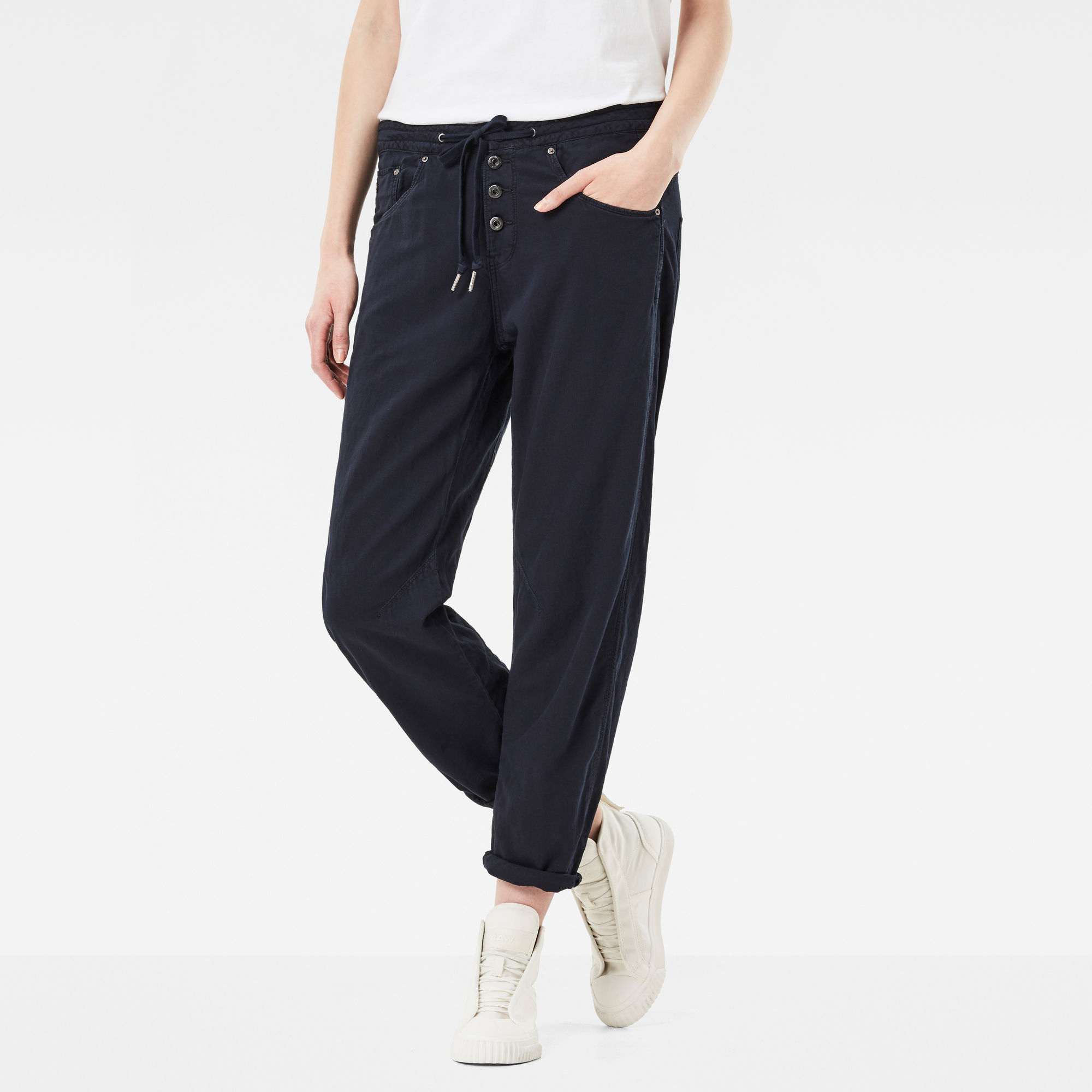 Arc 3D Oversized Low Waist 7/8 Jeans