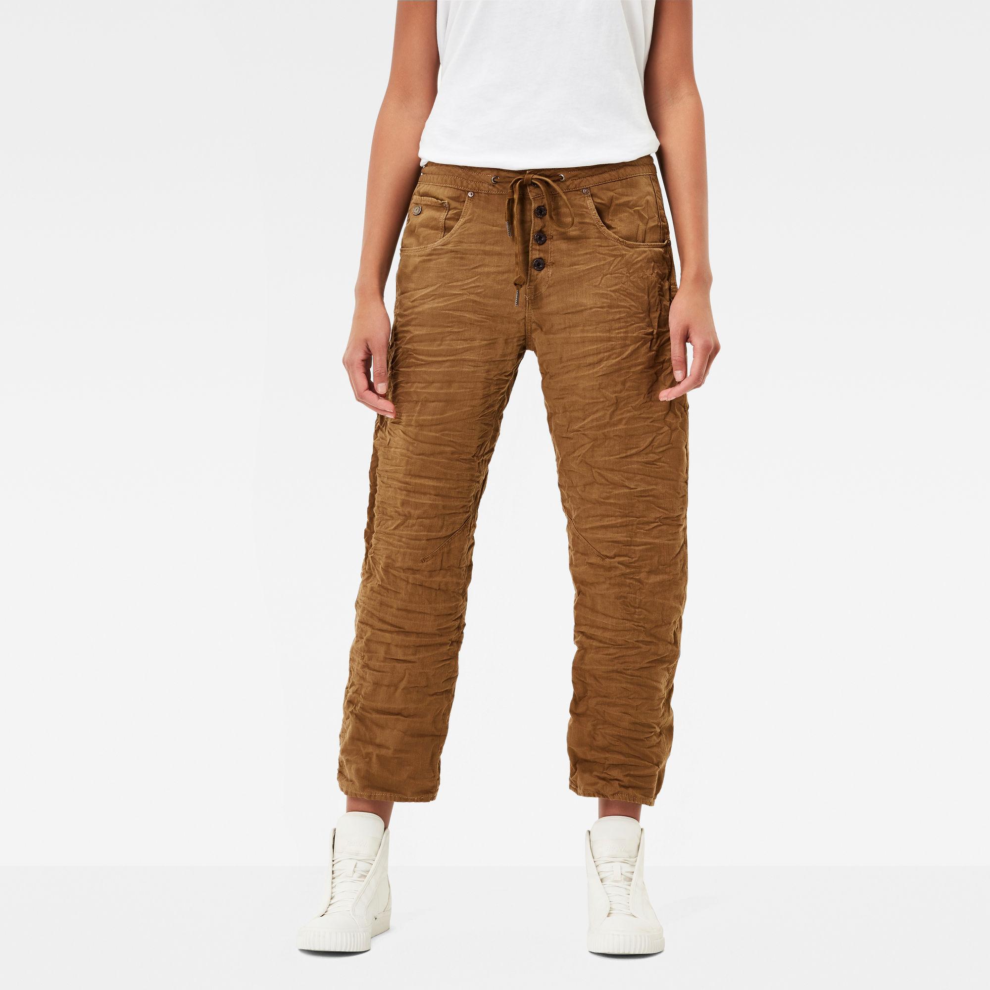 Arc 3D Oversized Low Waist 7 8 Jeans
